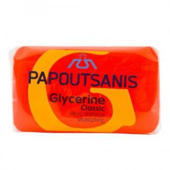 Sapun cu glicerina papoutsanis rosu 125 gr BOTANIS