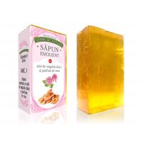 Sapun emolient cu ulei de migdale dulci si parfum de roze vol.1