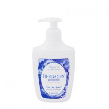 Sapun facial herbagen cu extract de albastrele 350 ml HERBAGEN