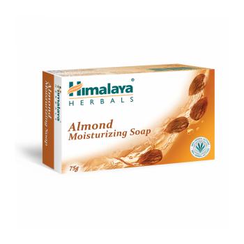 Sapun hidratant cu migdale (moisturizing almond soap) 75 gr HIMALAYA