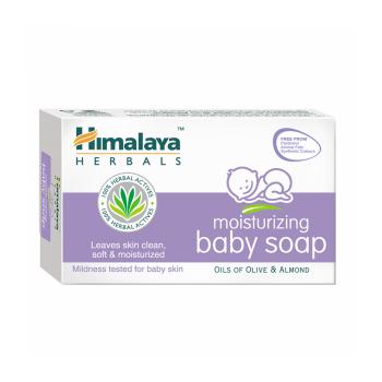 Sapun hidratant pentru copii (moisturizing baby soap) 75 gr HIMALAYA
