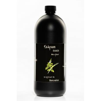 Sapun lichid cu extract de busuioc 1 ml NERA PLANT