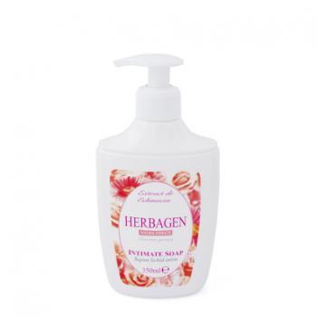 Sapun lichid intim cu extract de echinacea 350 ml HERBAGEN