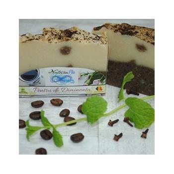 Sapun pentru dimineata-ideal pentru exfoliere 100 gr NATURA BLU