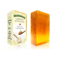 Sapun revitalizant cu lapte, miere si parfum asortat vol.3
