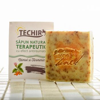 Sapun terapeutic antireumatic  120 gr TECHIR