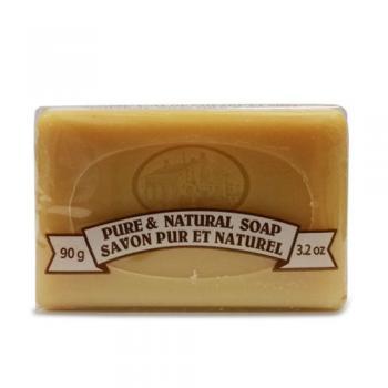 Sapun terapeutic extrafin cu lapte de capra, ovaz, miere de albine 90 gr ORGANIKA