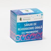 Saruri de rehidratare orala cu probiotic