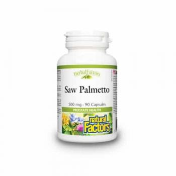 Saw palmetto forte 90 cpr NATURAL FACTORS