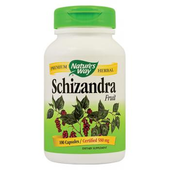 Schizandra 100 cps NATURES WAY