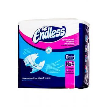 Scutece pentru adulti endless nr. 4 10 gr SANA EST
