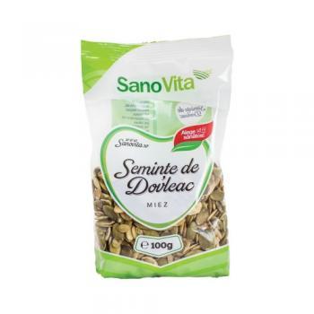 Seminte de dovleac 100 gr SANO VITA