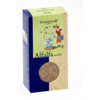 Seminte de lucerna pentru germinare 120 gr SONNENTOR