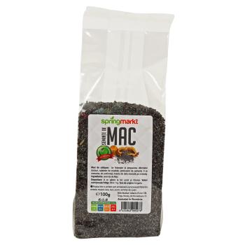 Seminte de mac 100 gr SPRINGMARKT
