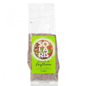 Seminte de psyllium 100 gr SOLARIS