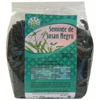 Seminte de susan negru 300 gr HERBALSANA