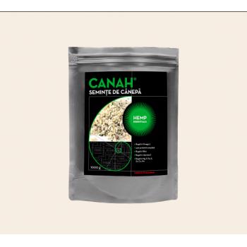 Seminte decorticate de canepa 1 gr CANAH