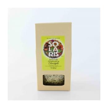 Seminte decorticate de canepa 100 gr SOLARIS