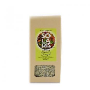Seminte decorticate de canepa 150 gr SOLARIS