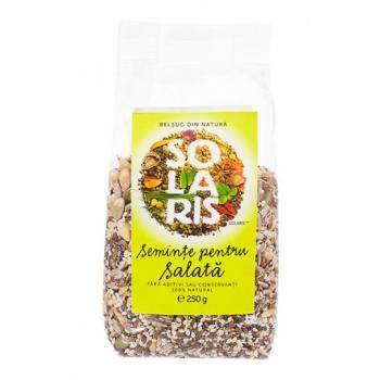 Seminte pentru salata  250 gr SOLARIS