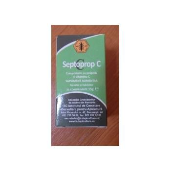 Septoprop-Proposept cu vitamina c 30 cpr INSTITUTUL APICOL