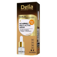 Ser antirid aur si collagen  10ml DELIA COSMETICS