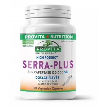 Serra Plus Serapeptaza 30 cps PROVITA
