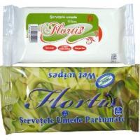 Servetele umede, antibacteriene pentru maini