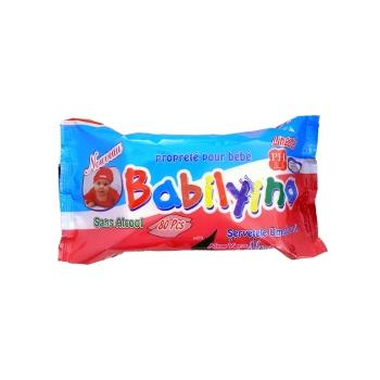 Servetele umede babilyina 80 gr MONUK ALL