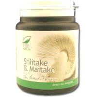 Shiitake & maitake