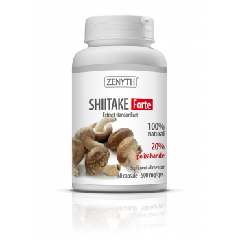 Shiitake forte 60 cps ZENYTH