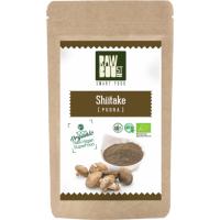 Shiitake pudra ecologica