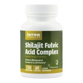 Shilajit fulvic acid complex 60 cps JARROW FORMULAS