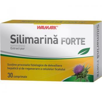Silimarina forte 30 cpr WALMARK