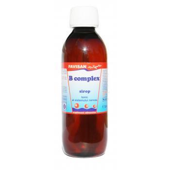 Sirop b complex j033 250 ml FAVISAN