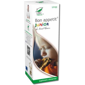 Sirop bon appetit junior 100 ml PRO NATURA
