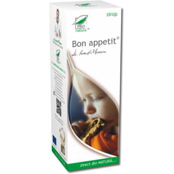 Sirop bon appetite 100 ml PRO NATURA