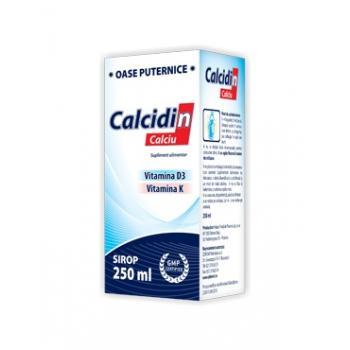 Sirop calcidin  250 ml ZDROVIT