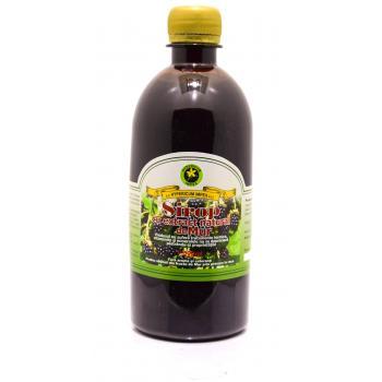 Sirop cu extract natural de mur 500 ml HYPERICUM