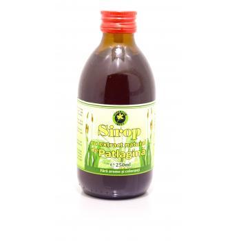 Sirop cu extract natural de patlagina 250 ml HYPERICUM