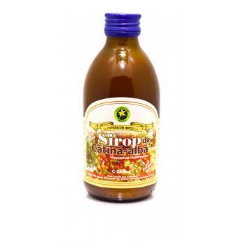 Sirop de catina alba cu indulcitor natural 250 ml HYPERICUM