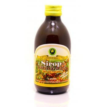 Sirop de catina alba cu miere de albine 250 ml HYPERICUM