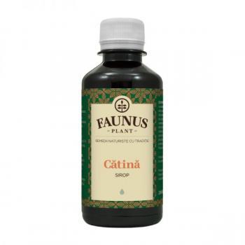 Sirop de catina 200 ml FAUNUS PLANT