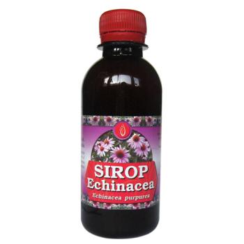 Sirop de echinacea 200 ml SANITAS NATURAE