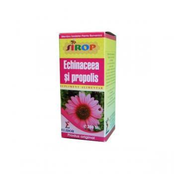 Sirop de echinacea si propolis 200 ml ELIDOR