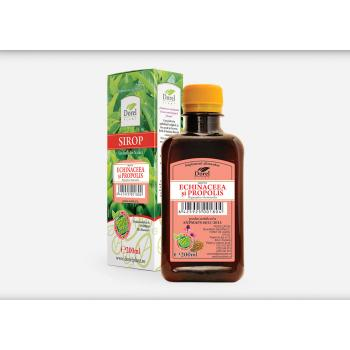 Sirop de echinaceea si propolis 200 ml DOREL PLANT