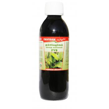 Sirop de patlagina j011 250 ml FAVISAN