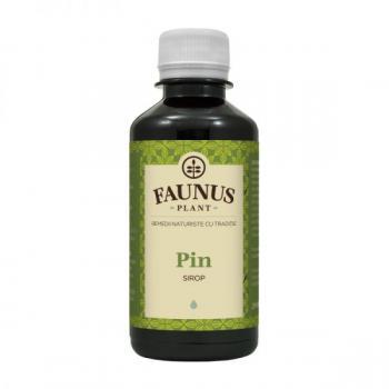 Sirop de pin 200 ml FAUNUS PLANT