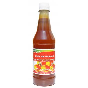 Sirop de propolis cu vitamina c, magneziu si zinc s014 500 ml FAVISAN