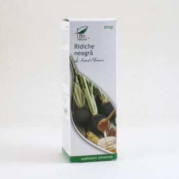 Sirop de ridiche neagra 100 ml PRO NATURA